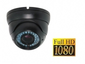 Dome IP camera 1080P FullHD H.265